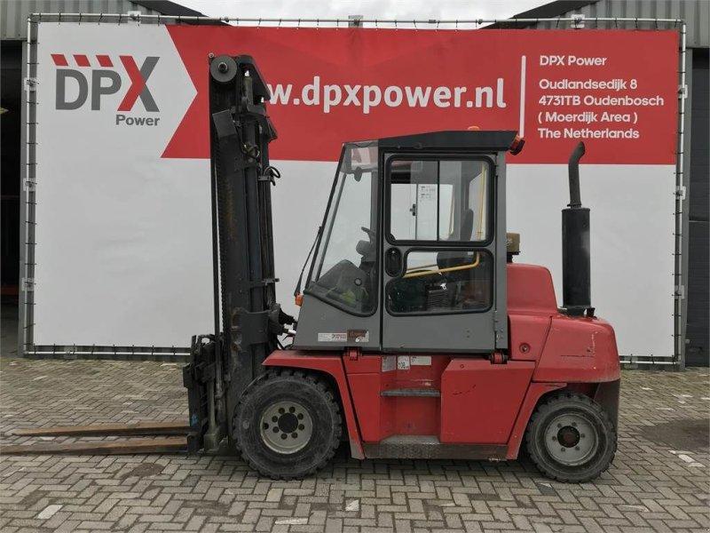 Frontstapler типа Kalmar 5 Ton Forklift - DPX-99511, Gebrauchtmaschine в Oudenbosch (Фотография 1)