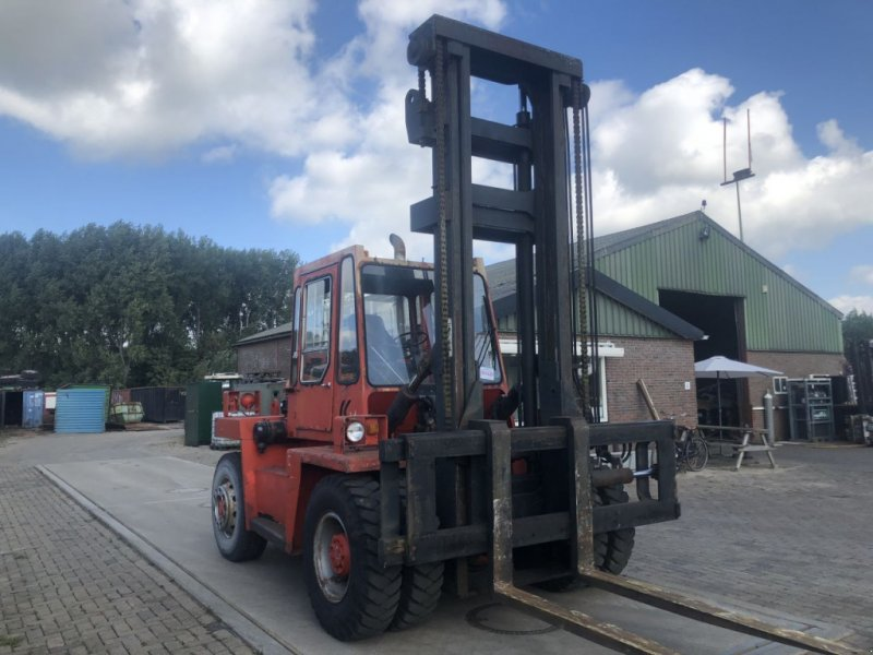 Frontstapler типа Kalmar 8 tons diesel, Gebrauchtmaschine в Werkendam (Фотография 2)