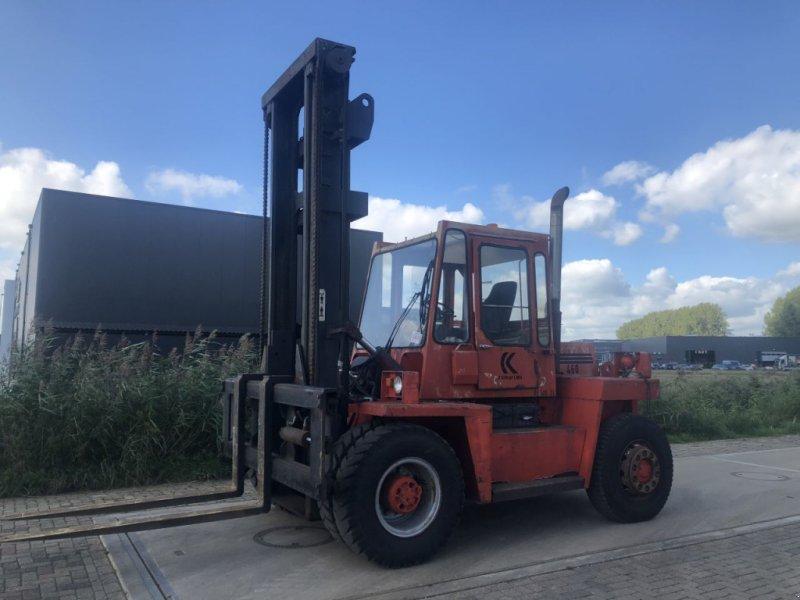 Frontstapler типа Kalmar 8 tons diesel, Gebrauchtmaschine в Werkendam (Фотография 1)