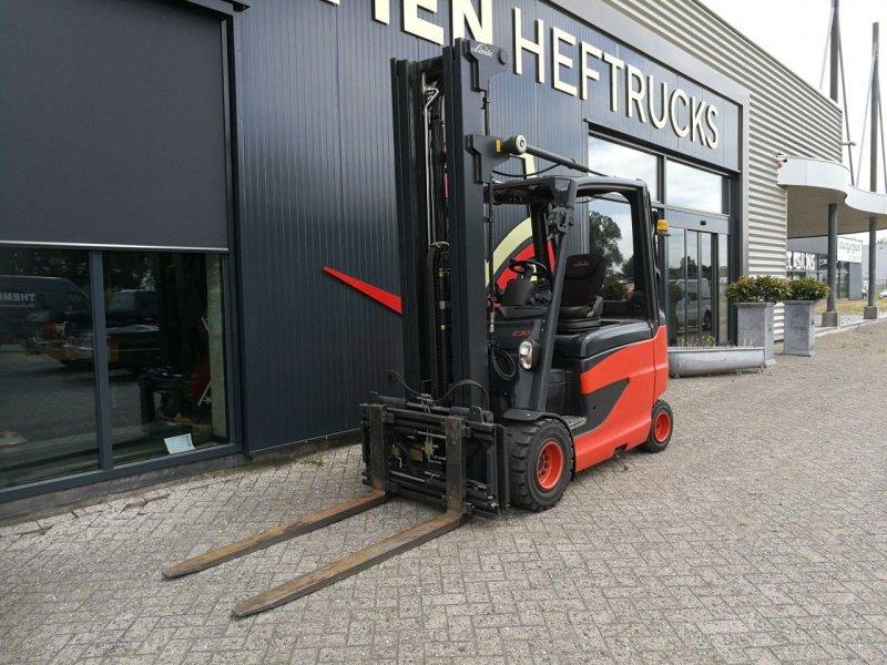 Frontstapler типа Linde -, Gebrauchtmaschine в Leeuwarden (Фотография 1)