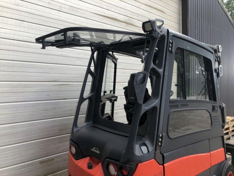 Frontstapler типа Linde E30HL-01/600, Gebrauchtmaschine в Werkendam (Фотография 9)