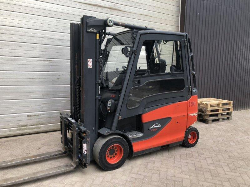 Frontstapler типа Linde E30HL-01/600, Gebrauchtmaschine в Werkendam (Фотография 1)