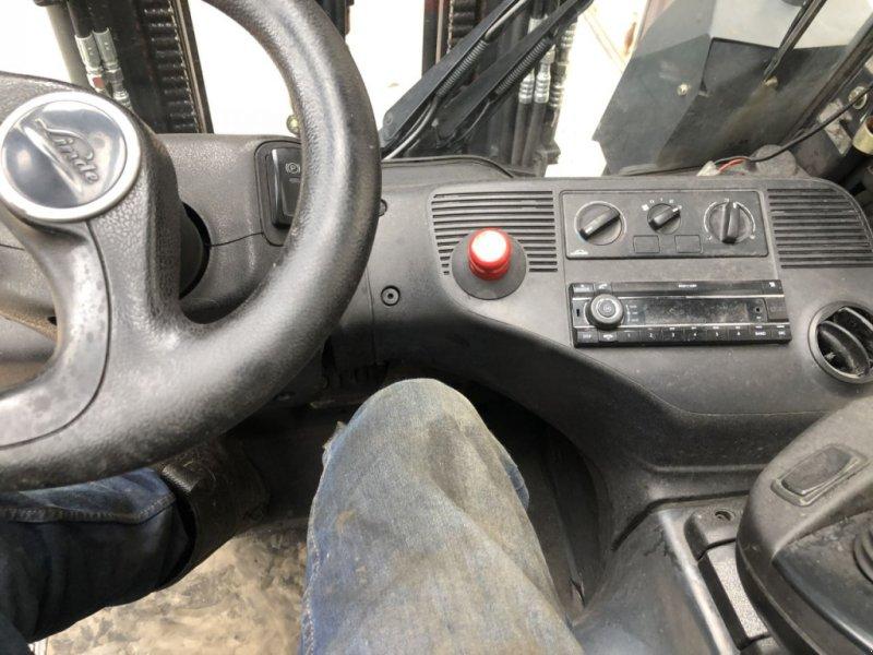 Frontstapler типа Linde E30HL-01/600, Gebrauchtmaschine в Werkendam (Фотография 5)