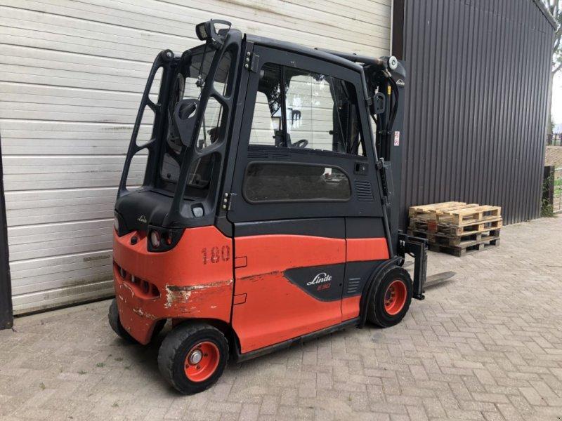 Frontstapler типа Linde E30HL-01/600, Gebrauchtmaschine в Werkendam (Фотография 7)