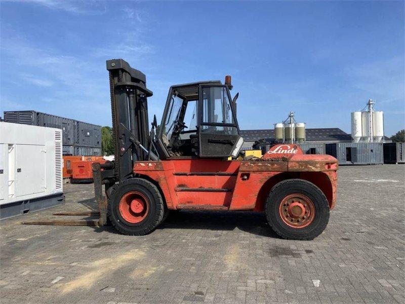 Frontstapler типа Linde H150 - 15 Ton Forklift - DPX-99516, Gebrauchtmaschine в Oudenbosch (Фотография 1)
