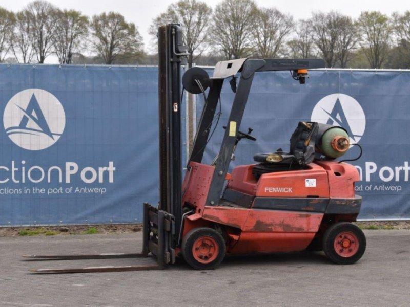 Frontstapler типа Linde H15T, Gebrauchtmaschine в Antwerpen (Фотография 1)