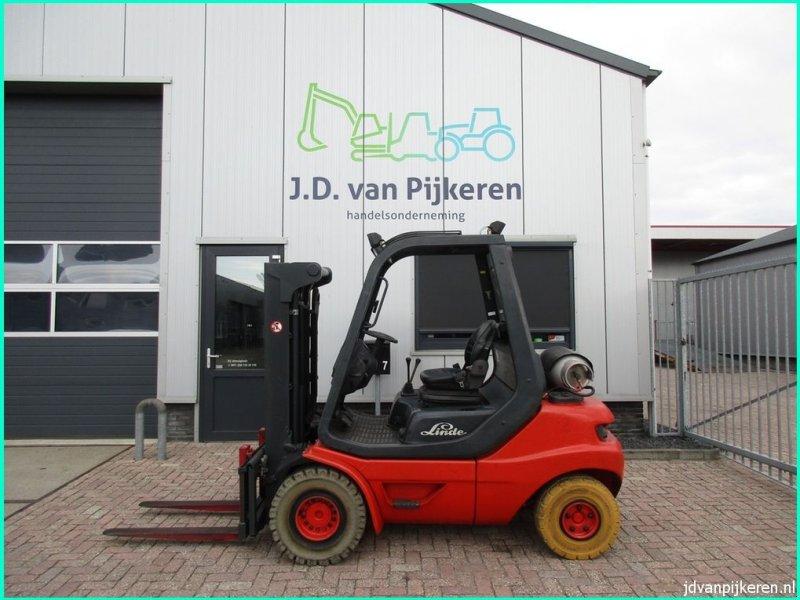 Frontstapler типа Linde H30T-03, Gebrauchtmaschine в IJsselmuiden (Фотография 1)