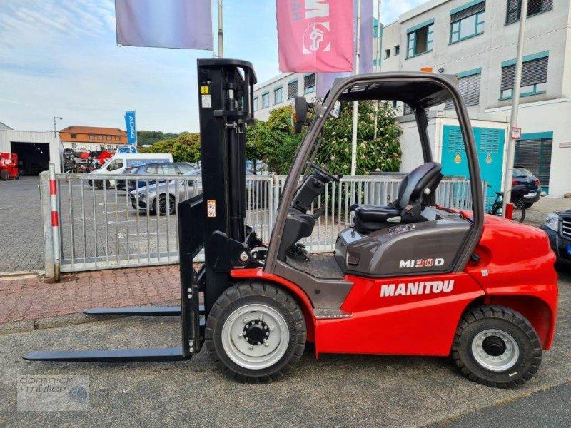 Frontstapler типа Manitou MI 30 D Demo-2020, Gebrauchtmaschine в Friedrichsdorf (Фотография 1)