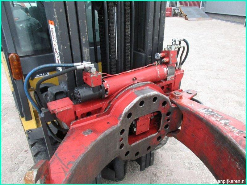 Frontstapler типа Meyer Balenklem rotator, Gebrauchtmaschine в IJsselmuiden (Фотография 4)