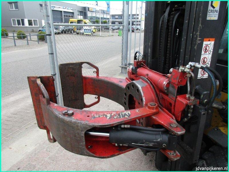 Frontstapler типа Meyer Balenklem rotator, Gebrauchtmaschine в IJsselmuiden (Фотография 5)