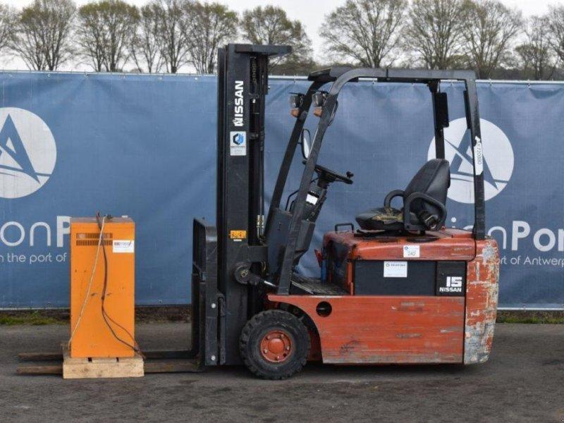 Frontstapler типа Nissan NX1L15HO, Gebrauchtmaschine в Antwerpen (Фотография 1)