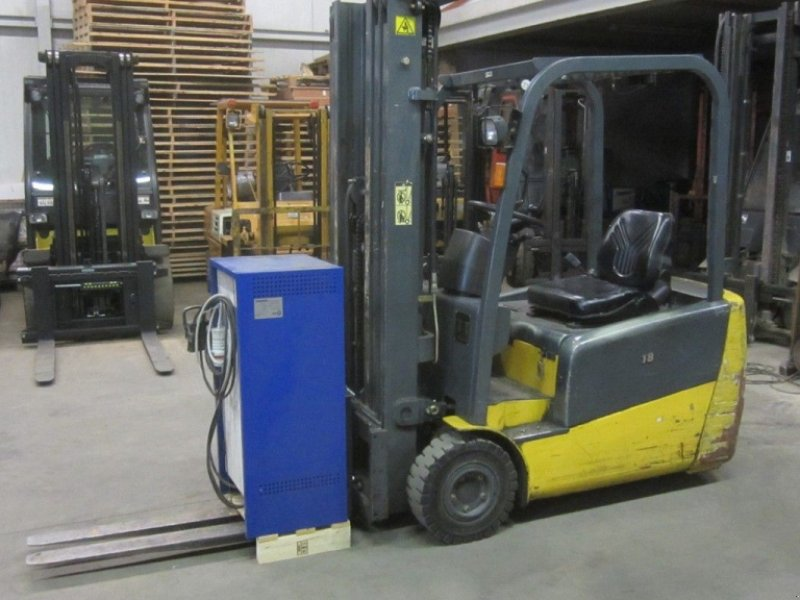 Frontstapler типа Sonstige Hangcha heftruck CPDS18-D, triplomast en side shift., Gebrauchtmaschine в Tubbergen (Фотография 1)