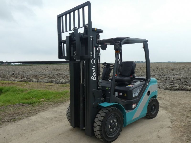 Frontstapler типа Sonstige Heftruck Baoli KBD25 Diesel 2,5 ton ACTIE PRIJZEN!!, Gebrauchtmaschine в Losdorp (Фотография 1)