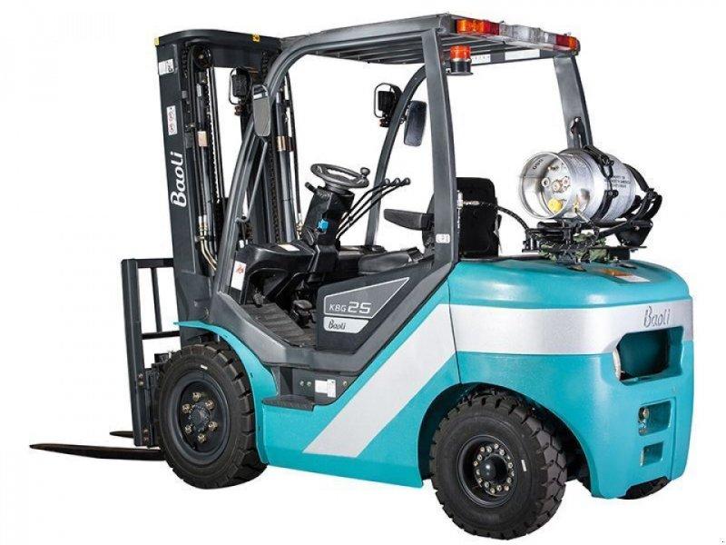 Frontstapler типа Sonstige Heftruck Baoli Type KBG25 GAS standaard zeer compleet, Gebrauchtmaschine в Losdorp (Фотография 1)