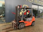 Frontstapler a típus Toyota - ekkor: Leeuwarden