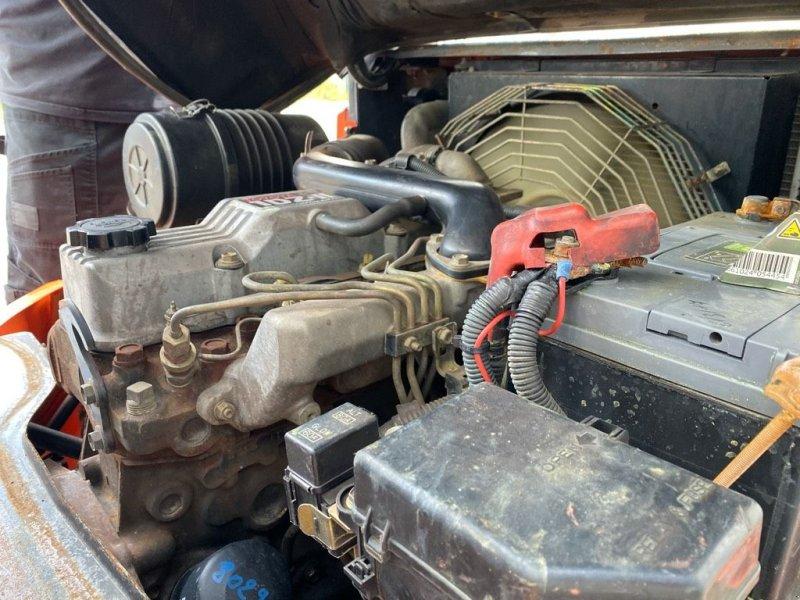 Frontstapler a típus Toyota 62-7 FD 30, Gebrauchtmaschine ekkor: WIJCHEN (Kép 10)