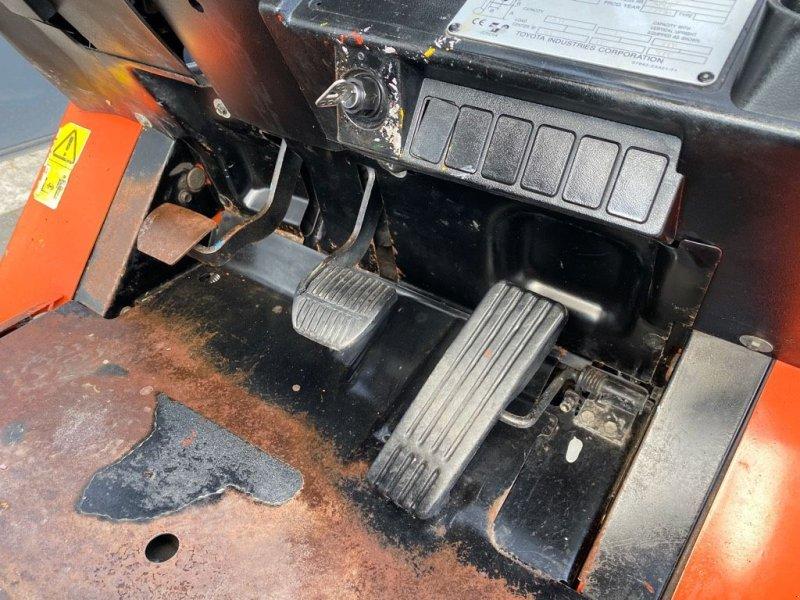 Frontstapler a típus Toyota 62-7 FD 30, Gebrauchtmaschine ekkor: WIJCHEN (Kép 8)