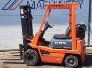 Toyota Heftruck Gas forklift Vorkheftruck Hefwagen Vorkwa homlokrakodó