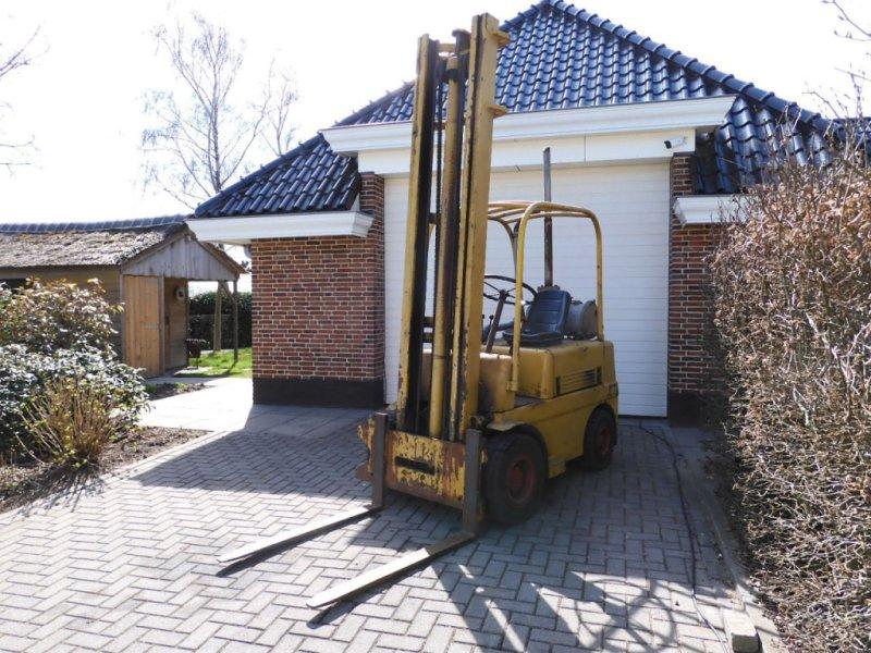 Frontstapler типа Yale 1500 kg heftruck, Gebrauchtmaschine в IJsselmuiden (Фотография 1)