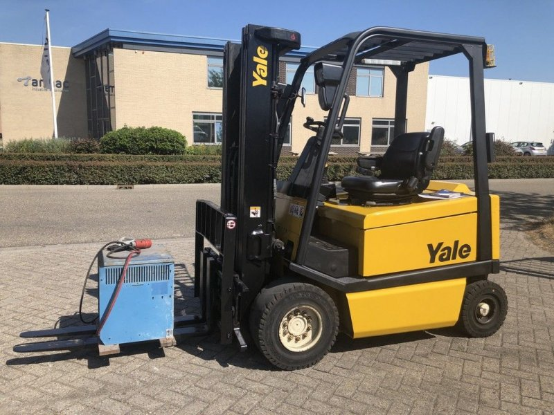 Frontstapler типа Yale ERP25ALF, Gebrauchtmaschine в Andelst (Фотография 2)