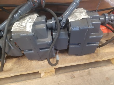 Frontzapfwelle типа Kubota L3430-L3830-L4630_L5030, Neumaschine в Olpe (Фотография 2)