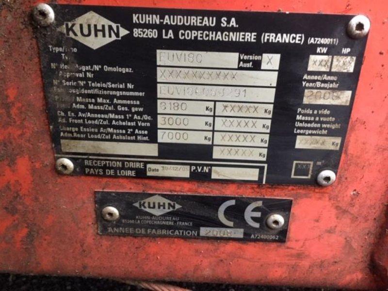 Futtermischwagen a típus Audureau EUROMIX1380, Gebrauchtmaschine ekkor: les hayons (Kép 5)