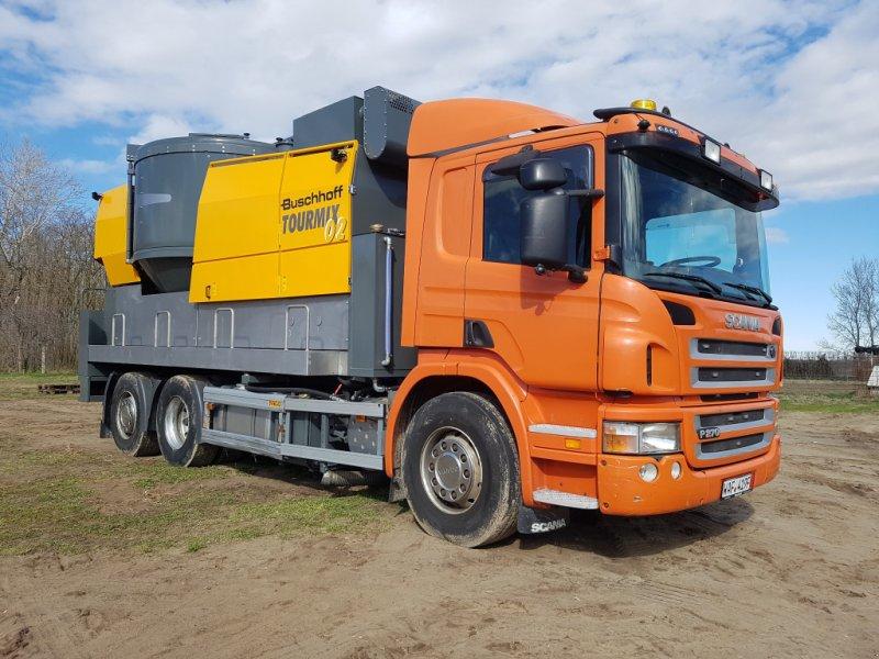 Futtermischwagen a típus Buschhoff Tourmix 02, Neumaschine ekkor: Tázlár (Kép 1)