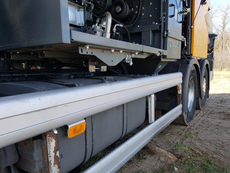 Futtermischwagen a típus Buschhoff Tourmix 02, Neumaschine ekkor: Tázlár (Kép 12)