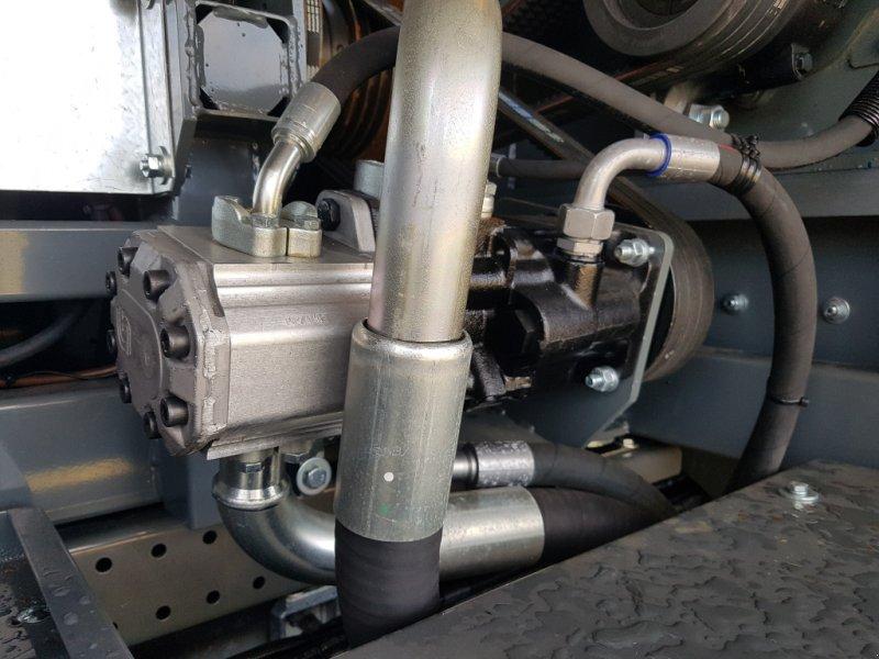 Futtermischwagen a típus Buschhoff Tourmix 02, Neumaschine ekkor: Tázlár (Kép 21)
