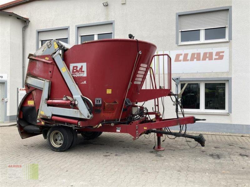 Futtermischwagen des Typs BVL V-MIX 12 LS, Gebrauchtmaschine in Aurach (Bild 1)