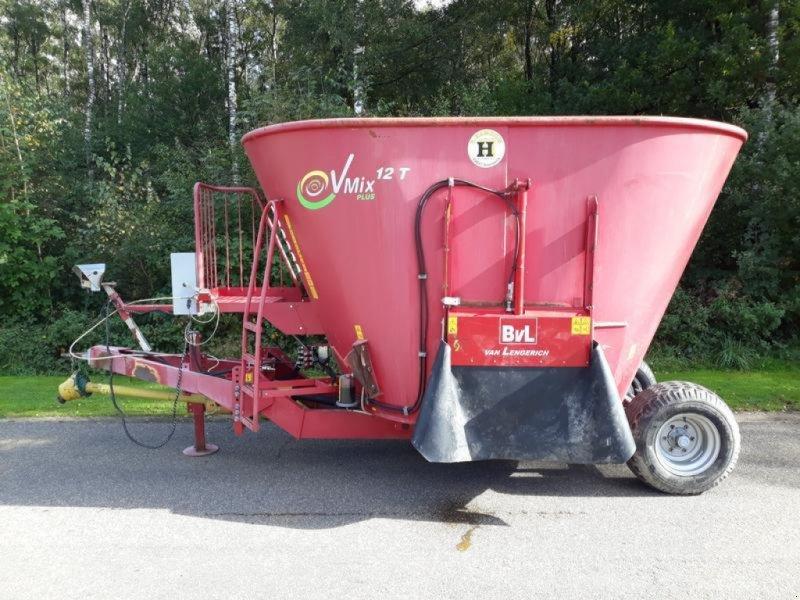 Futtermischwagen des Typs BVL V-MIX 12 T, Gebrauchtmaschine in Itterbeck (Bild 1)