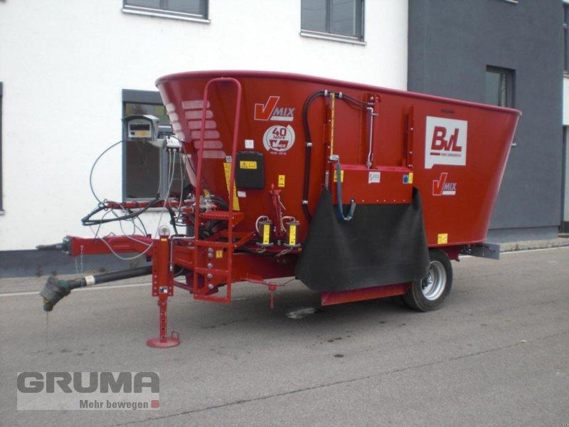 Futtermischwagen des Typs BVL V-Mix 13-2S, Gebrauchtmaschine in Friedberg-Derching (Bild 1)