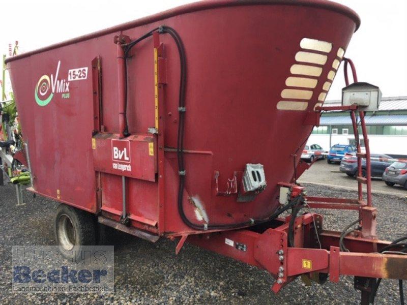 Futtermischwagen des Typs BVL V-Mix 15-2S Plus, Gebrauchtmaschine in Runkel-Dehrn (Bild 1)