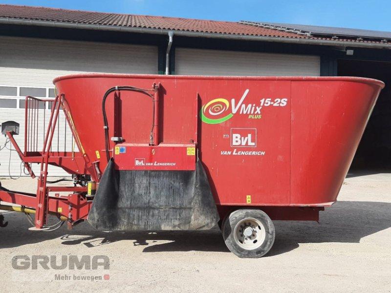 Futtermischwagen typu BVL V-Mix 15-2S, Gebrauchtmaschine v Germaringen (Obrázok 1)