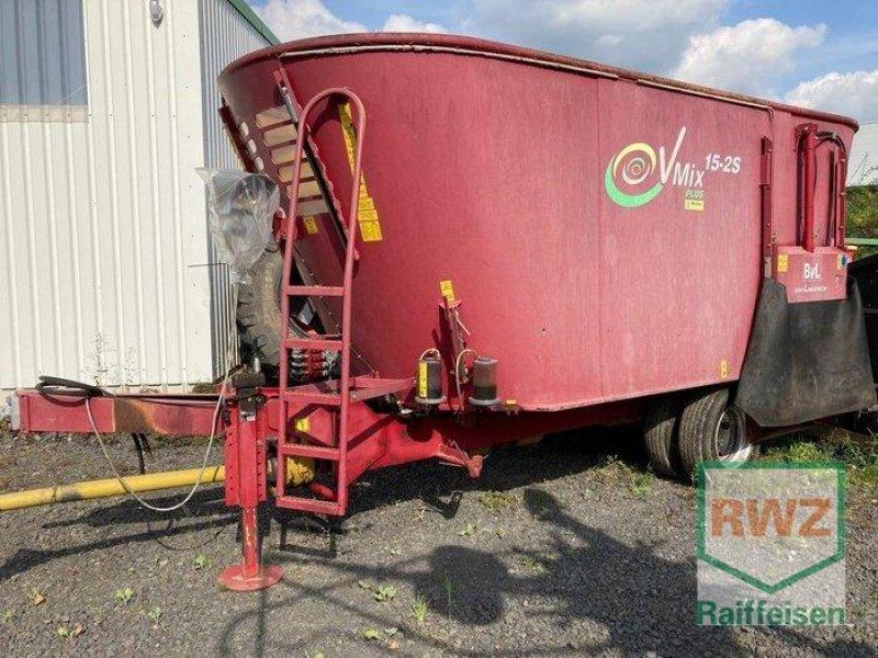 Futtermischwagen des Typs BVL V-MIX 152S, Gebrauchtmaschine in Alsfeld (Bild 1)