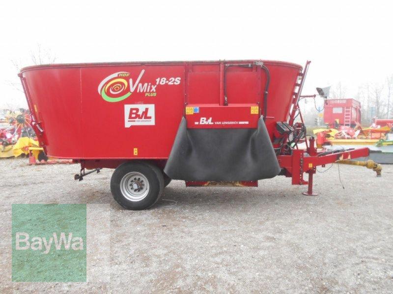 Futtermischwagen des Typs BVL V-MIX 18-2S, Gebrauchtmaschine in Mindelheim (Bild 5)