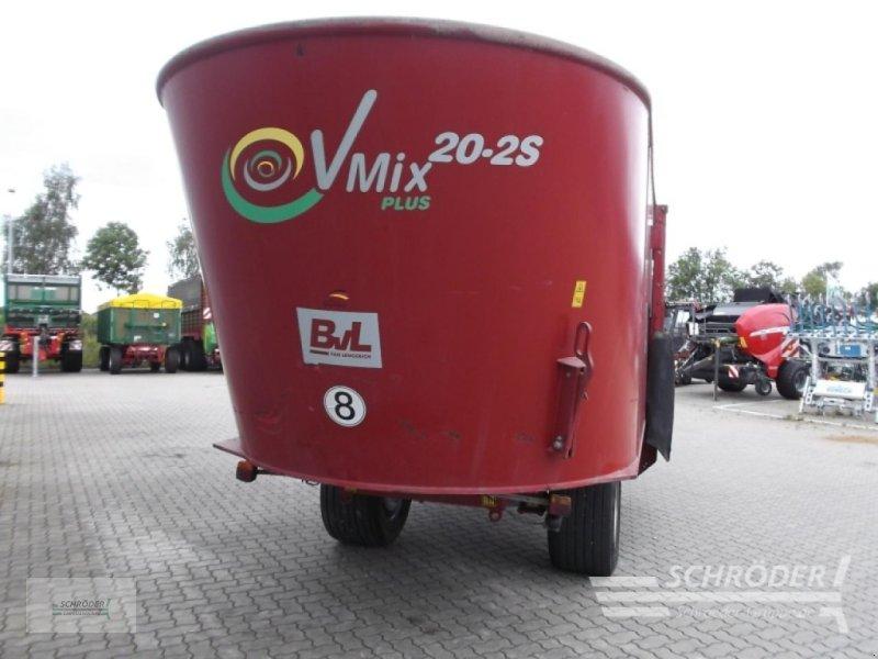 Futtermischwagen des Typs BVL V-Mix 20-2 S, Gebrauchtmaschine in Wildeshausen (Bild 4)
