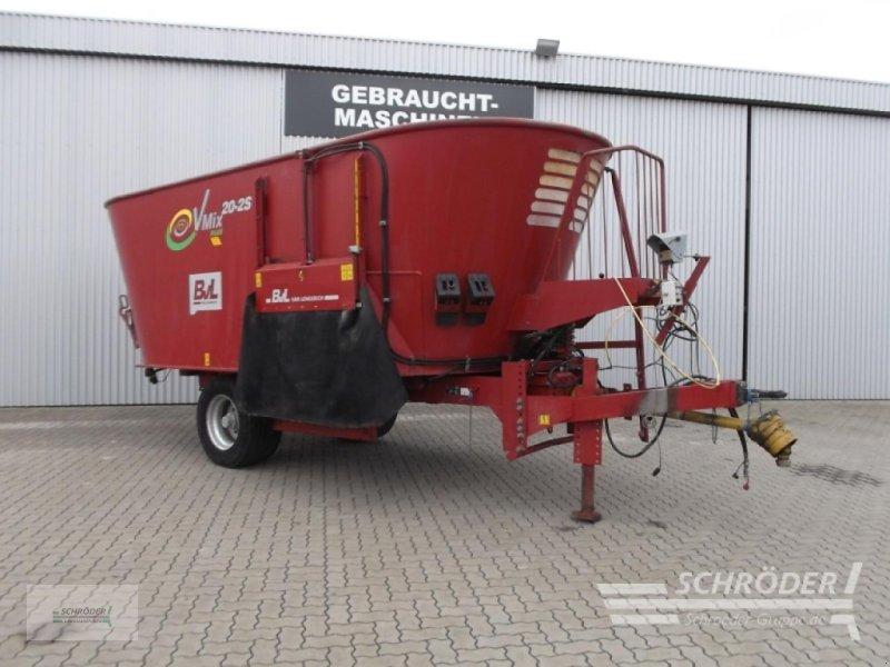 Futtermischwagen des Typs BVL V-Mix 20-2 S, Gebrauchtmaschine in Wildeshausen (Bild 1)