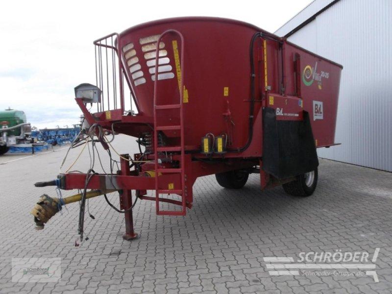 Futtermischwagen des Typs BVL V-Mix 20-2 S, Gebrauchtmaschine in Wildeshausen (Bild 2)