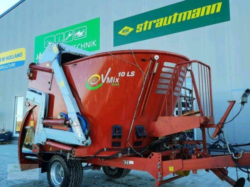 Futtermischwagen a típus BVL V-MIX PLUS 10 LS, Gebrauchtmaschine ekkor: Gerstetten (Kép 1)
