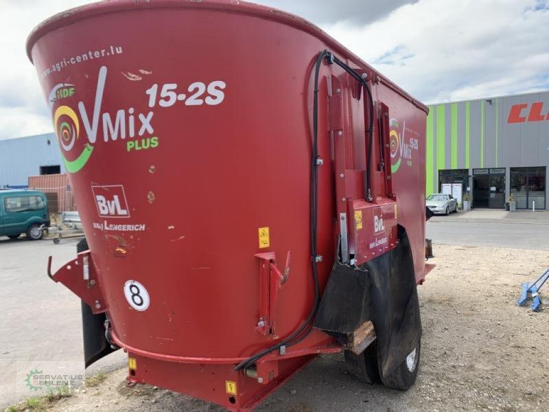 Futtermischwagen des Typs BVL V-Mix Plus 15-2S, Gebrauchtmaschine in Rittersdorf (Bild 4)