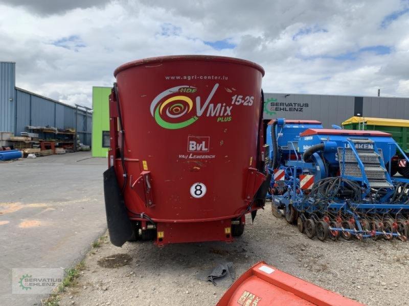 Futtermischwagen des Typs BVL V-Mix Plus 15-2S, Gebrauchtmaschine in Rittersdorf (Bild 3)