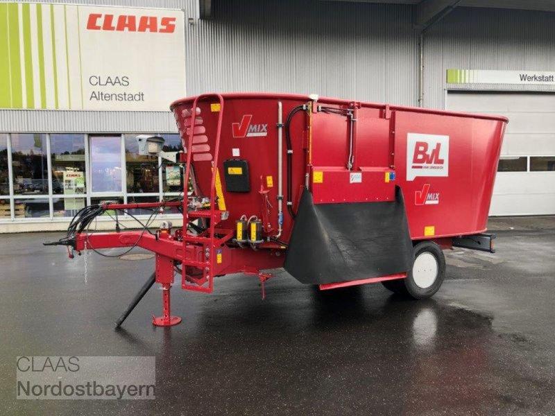 Futtermischwagen des Typs BVL V-MIX PLUS 15N-2S FUTTERMISCH, Vorführmaschine in Hollfeld (Bild 1)