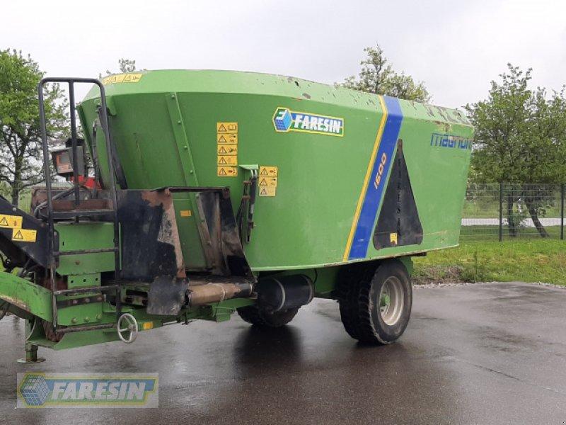 Futtermischwagen des Typs Faresin Magnum 1600 Double, Gebrauchtmaschine in Gallmersgarten (Bild 1)