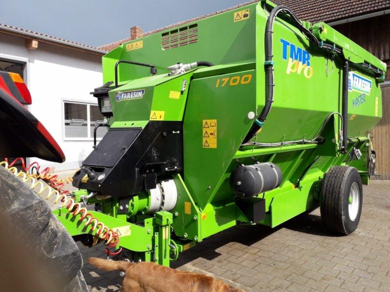 Futtermischwagen typu Faresin Master TMR 1700 Pro, Gebrauchtmaschine w Thanstein (Zdjęcie 1)