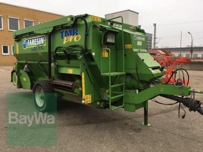 Futtermischwagen des Typs Faresin TMR 1050 PRO, Gebrauchtmaschine in Obertraubling (Bild 6)