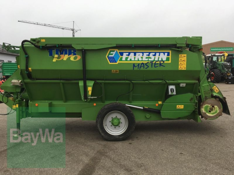Futtermischwagen des Typs Faresin TMR 1050 PRO, Gebrauchtmaschine in Obertraubling (Bild 1)