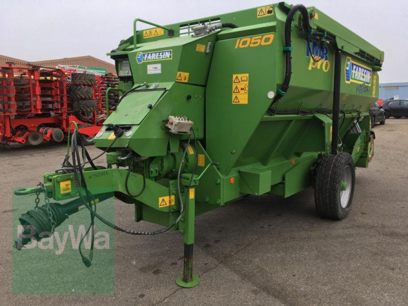 Futtermischwagen des Typs Faresin TMR 1050 PRO, Gebrauchtmaschine in Obertraubling (Bild 3)