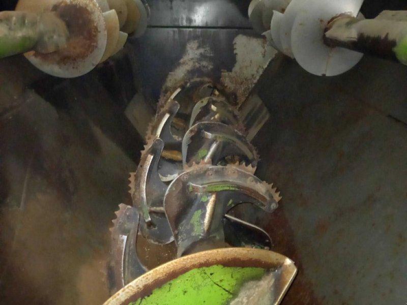 Futtermischwagen des Typs Faresin TMR 1050, Gebrauchtmaschine in Gollhofen  (Bild 1)