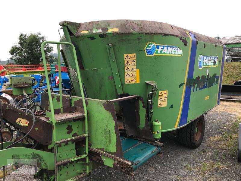 Futtermischwagen des Typs Faresin TMRV D 1800 einsatzbereit, Gebrauchtmaschine in Rittersdorf (Bild 1)
